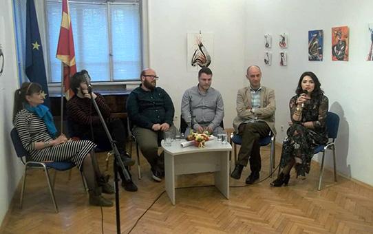 Промоција на преводи на бугарски јазик на шест македонски автори