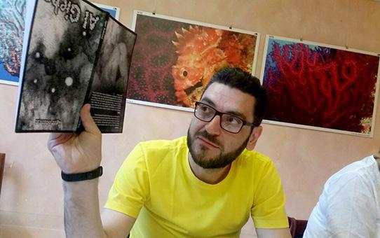 Игор Божовиќ за меѓународната книжевна средба на Зларин