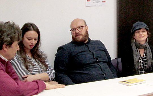 """Трибина со тројца млади автори во фондацијата """"Славко Јаневски"""""""
