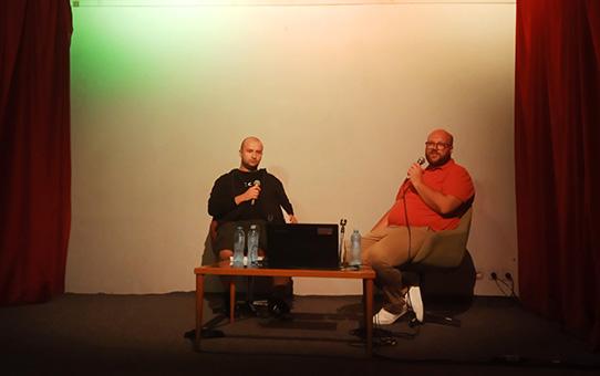 Жив ѕид: грчки муабети со Петар Андоновски